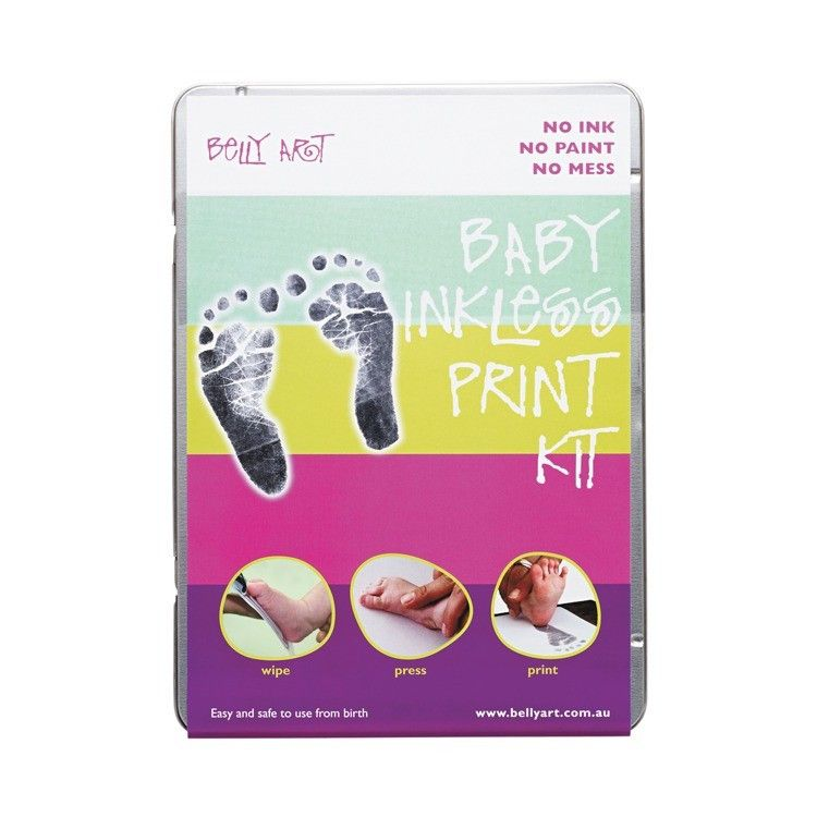 Baby Made Baby Inkless Print Kit - Baby Zone Online