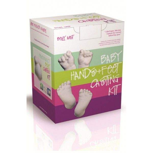 Baby Made Diy Hand & Feet Casting Kit - Baby Zone Online
