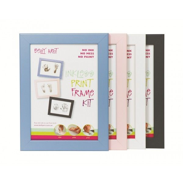 Baby Made Inkless Print Frame Kit - Baby Zone Online - 1