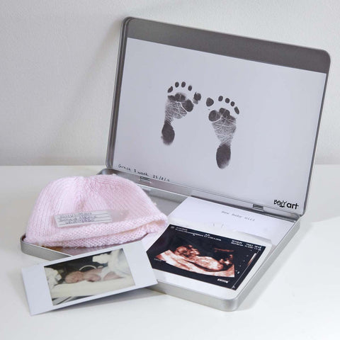 Baby Made Baby Inkless Print Kit