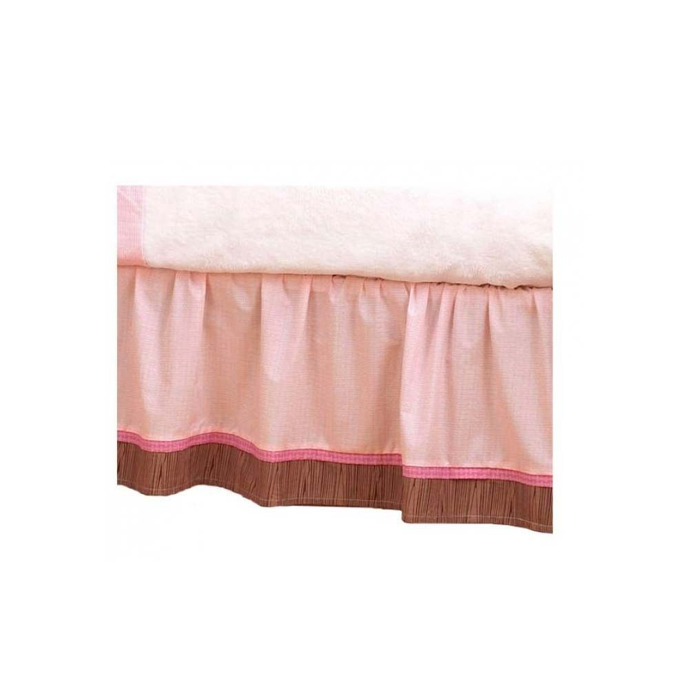 Cocalo Baby In The Woods Cot Valance - Baby Zone Online - 1