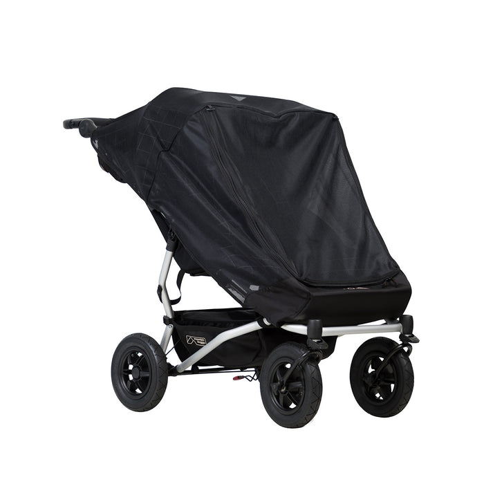 Mountain Buggy Duet Sun Cover
