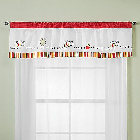 Cocalo Baby Farm Window Valance - Baby Zone Online - 1