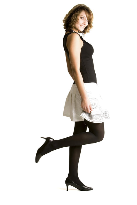 Soft Tights Microfibre Maternity Tights - Baby Zone Online - 3