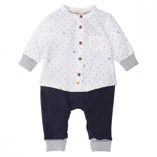 Fox & Finch Woof Shirt Romper