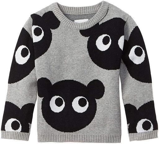Huxbaby Shadow Bear Knit Jumper