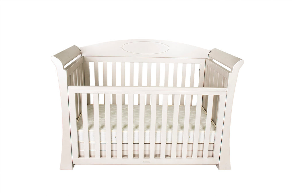 Like New. Baby Cribs Love N Care Cot With Mattress Best Offer Will Be Accepted