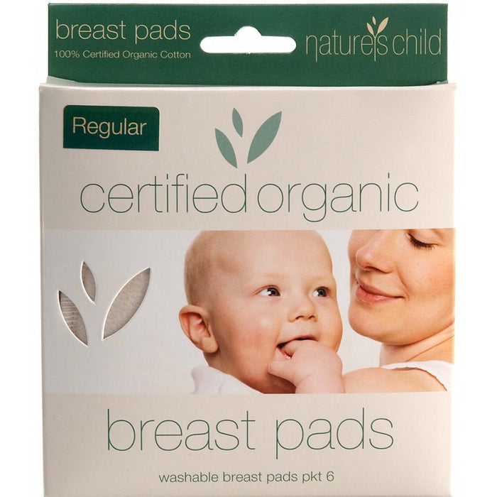Nature's Child Breast Pads - Baby Zone Online - 1