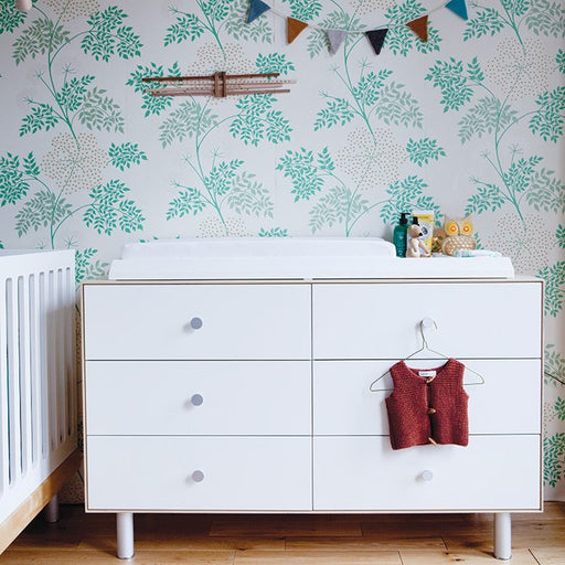 Oeuf 6 Drawer Dresser - Classic - Baby Zone Online - 1