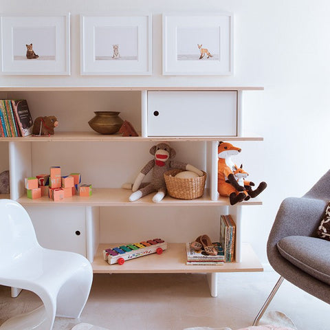 Oeuf Mini Library - Baby Zone Online - 1