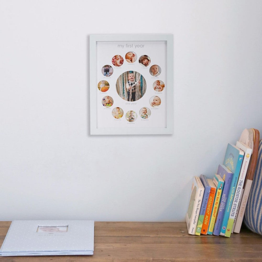 Pearhead First Year Frame Buy Online At Baby Zone