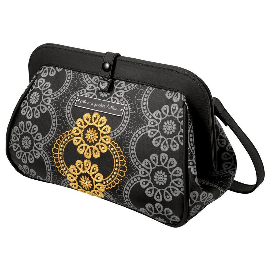 Petunia Pickle Bottom Cross Town Clutch