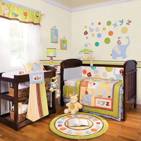 Living Textiles Play Date Window Valance - Baby Zone Online - 2