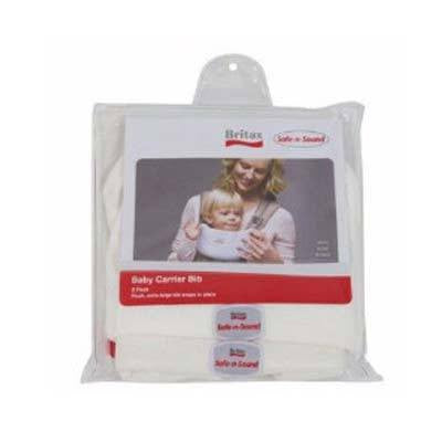 Safe N Sound Baby Carrier Bib 2 Pack - Baby Zone Online