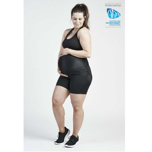 SRC Pregnancy Shorts - Mini Over the Bump