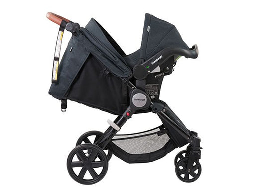 Steelcraft Agile Elite & Infant Carrier Package