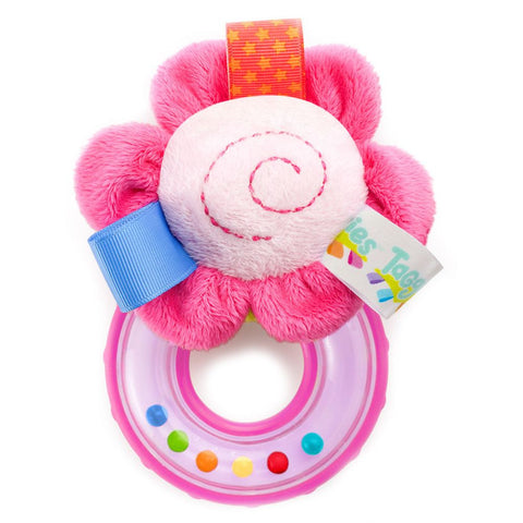 Taggies Soft N Shake Rattle