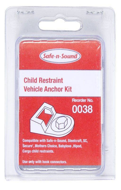 Safe N Sound Child Restraint Anchor Kit - Baby Zone Online