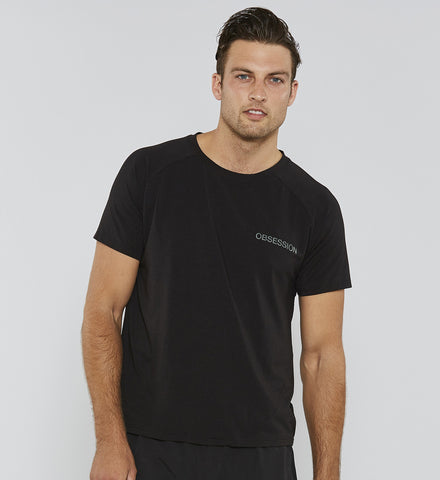 Mens Spliced Tee