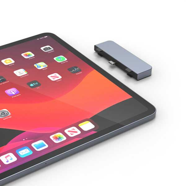 HyperDrive - HD319E USB-C 4-in-1 擴展器 for iPad Air/Pro - Pricetalk.hk