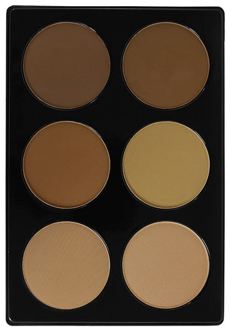 Foundation Palette - Dual Dark