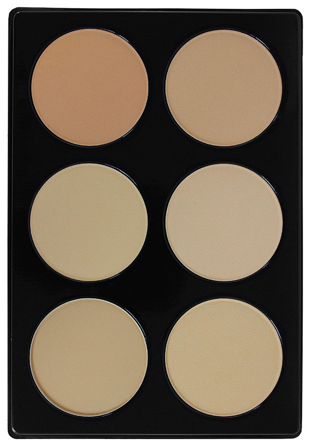 Foundation Palette - Dual Light