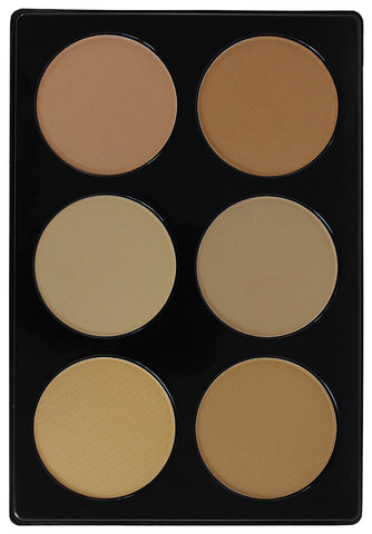 Foundation Palette - Dual Medium