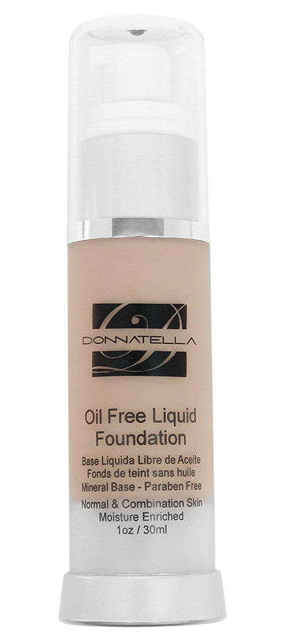 Oil Free Liquid Foundation - Porcelain