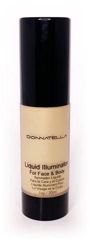 DONNATELLA BRONZER GOLD FOR FACE & BODY