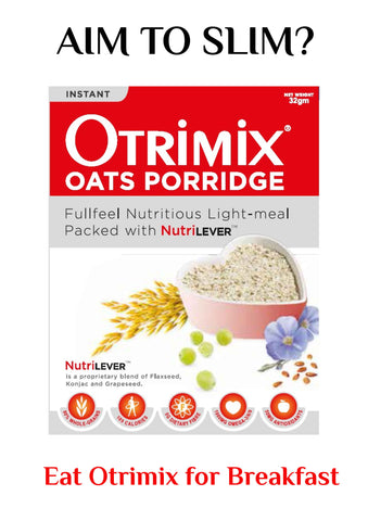 oatmeal weight loss diet