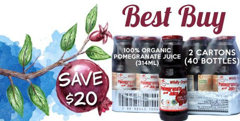 Best Organic Pomegranate Juice Singapore