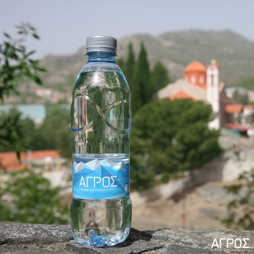 Agros Pure Natural Mineral Water 500ml