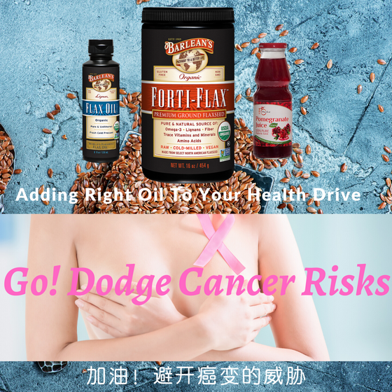GO! DODGE CANCER RISKS SET - PomeFresh Organic Pte Ltd