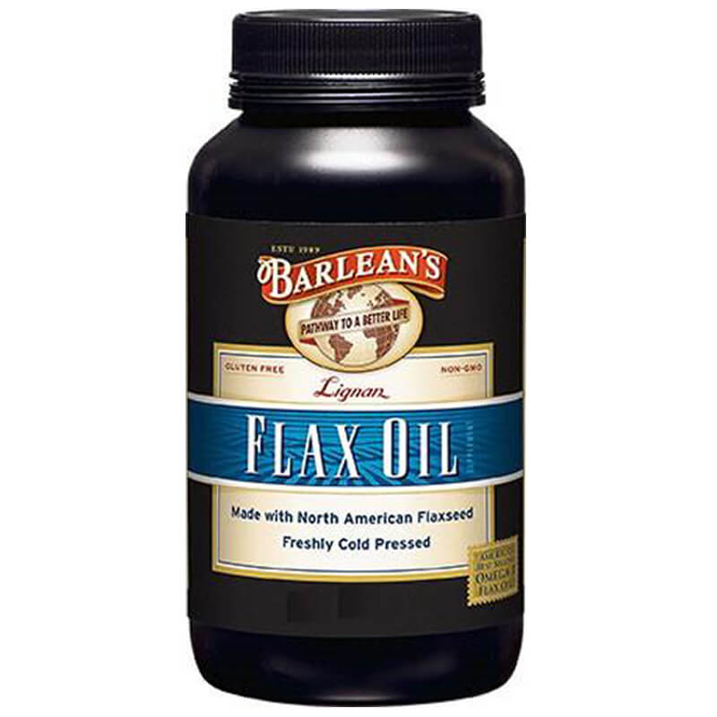 Lignan Flax Softgels 100ct