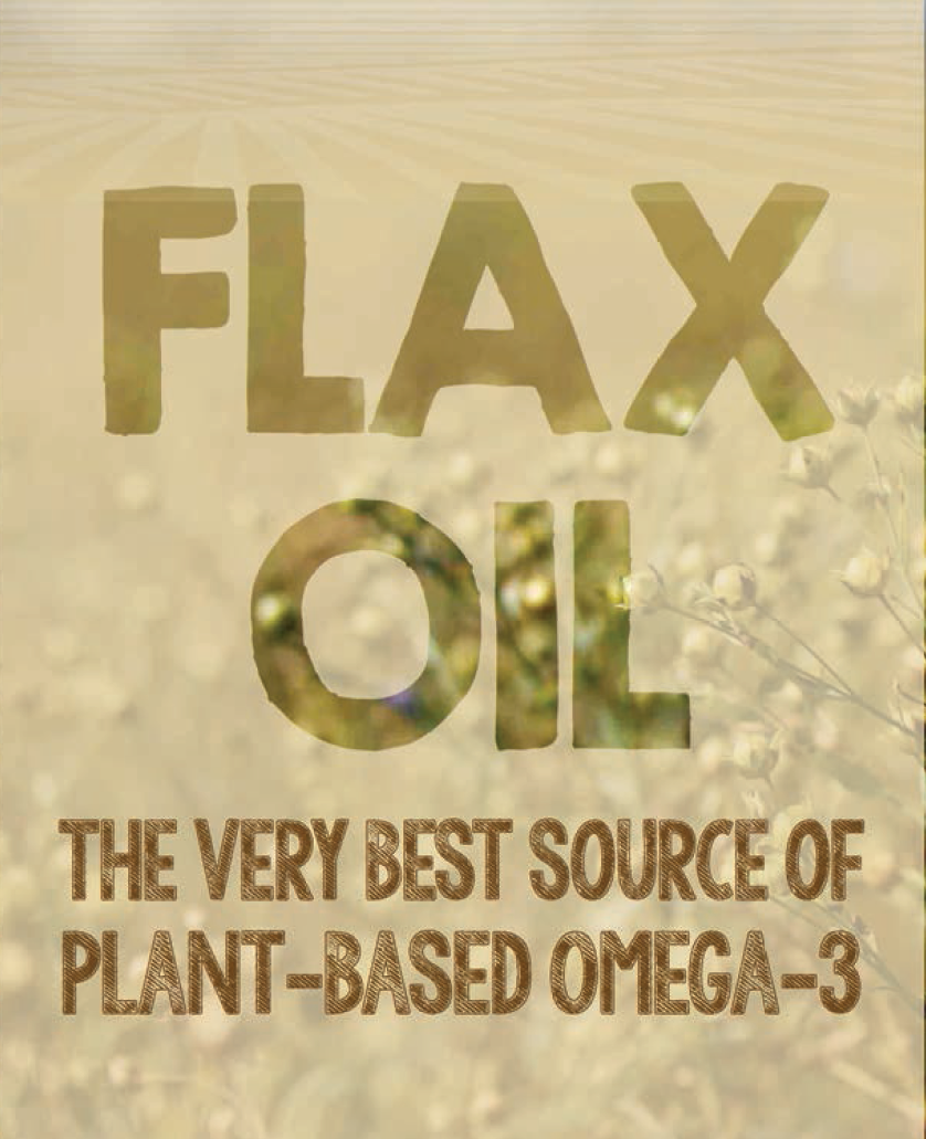 Flaxseed Oil 16Oz