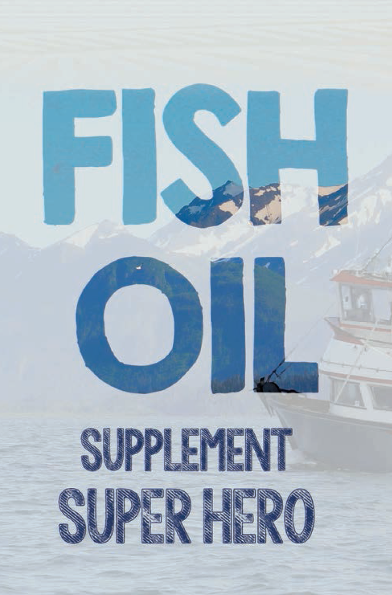 Fish Oil Omega Swirl Lemon Zest Flavor 8oz