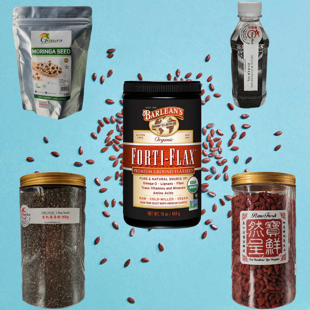 SUPERSEEDS PACK