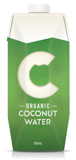 Organic Coconut Water 1 Carton (500ml X 12)