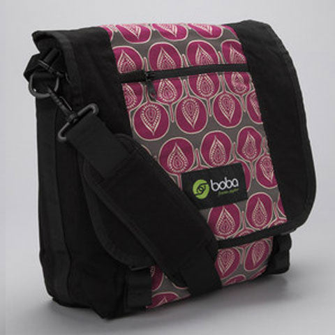 Boba Lila Pack Attachable Bag. It's a Sling Thing - the babywearing experts. The best baby slings, wraps and carriers available to buy online.
