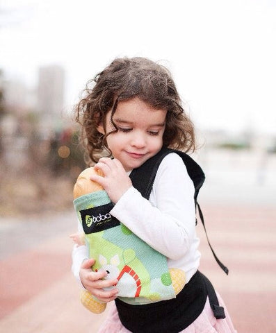 Boba Mini Doll Carrier in Kangaroo. It's a Sling Thing - the babywearing experts. The best baby slings, wraps and carriers available to buy online.
