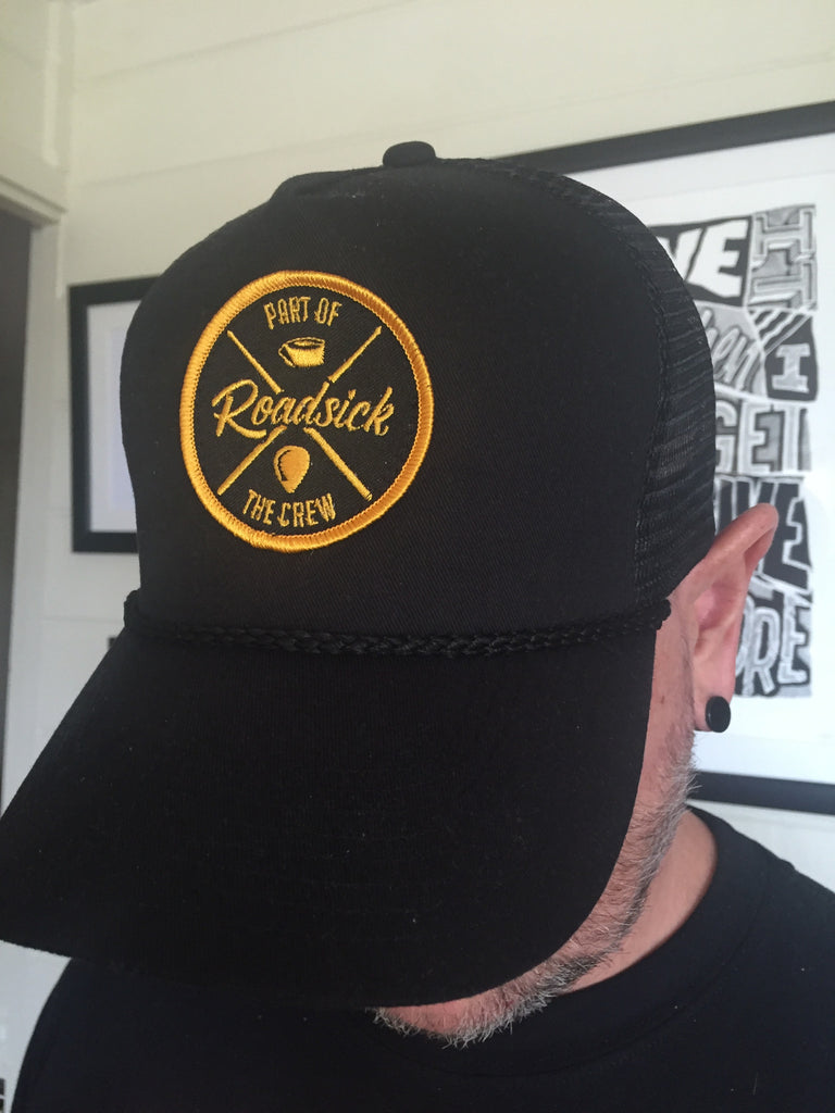 Black - Trucker Hats