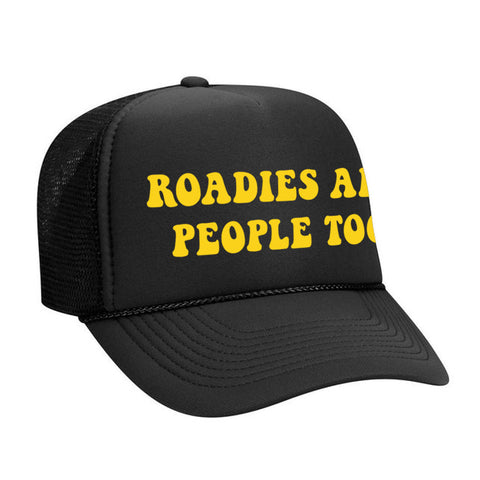 OLD SCHOOL TRUCKER - ROADIES ARE PEOPLE TOO