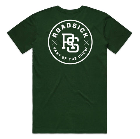 RS Logo Tee - Green
