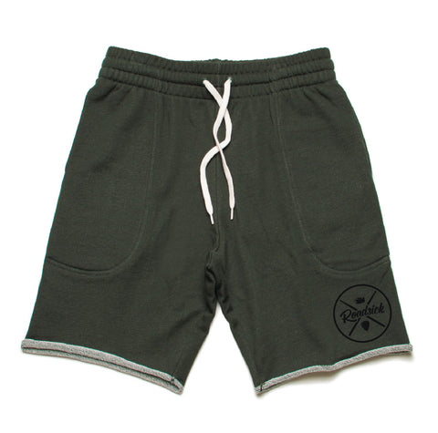 Bus Shorts - Hunter Green
