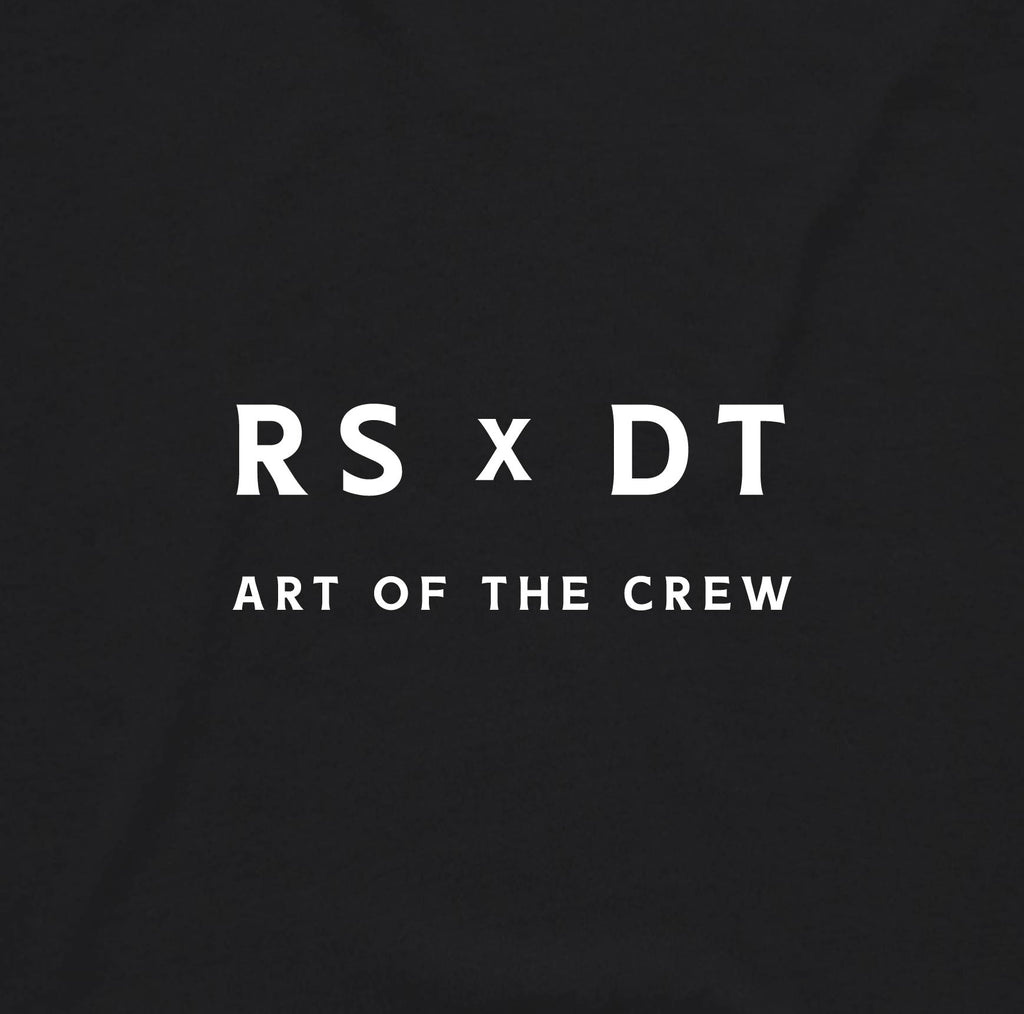 Art Of The Crew * Dynamic Tattoo x Roadsick Apparel * Collab Tee