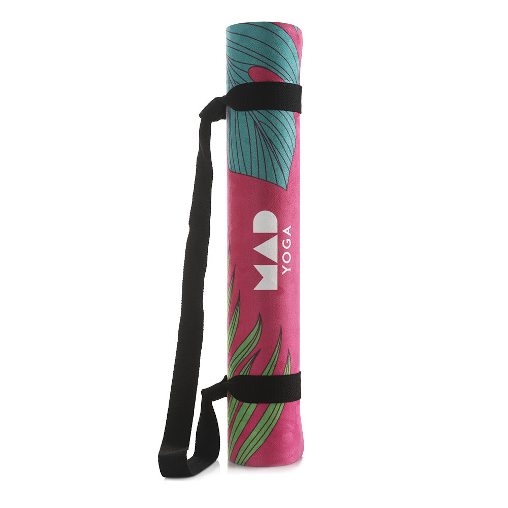 Pink Paradise Travel Yoga Mat