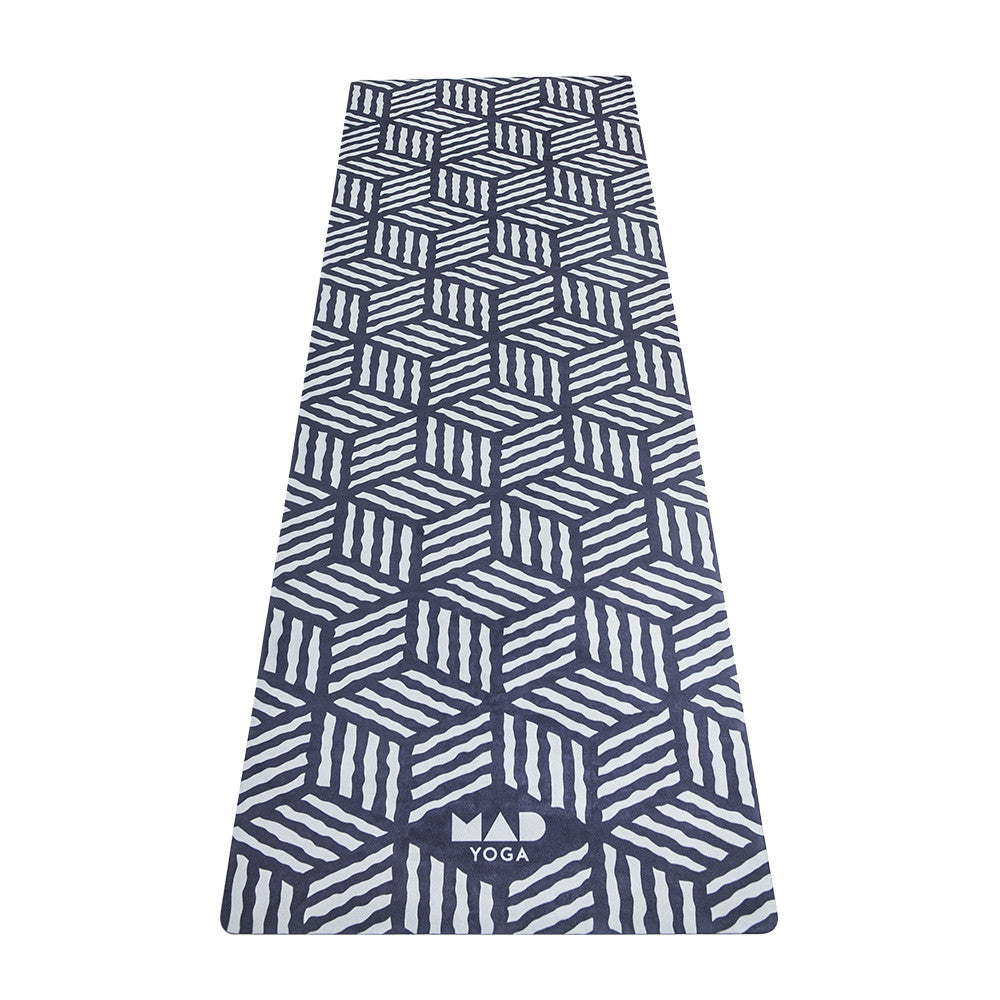 Trippy Hippy Travel Yoga Mat