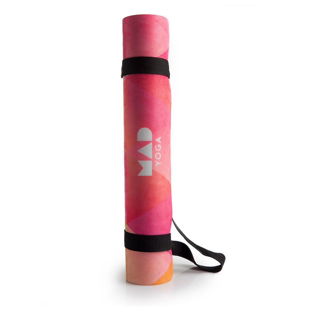 Salute to the Sun Yoga Mat