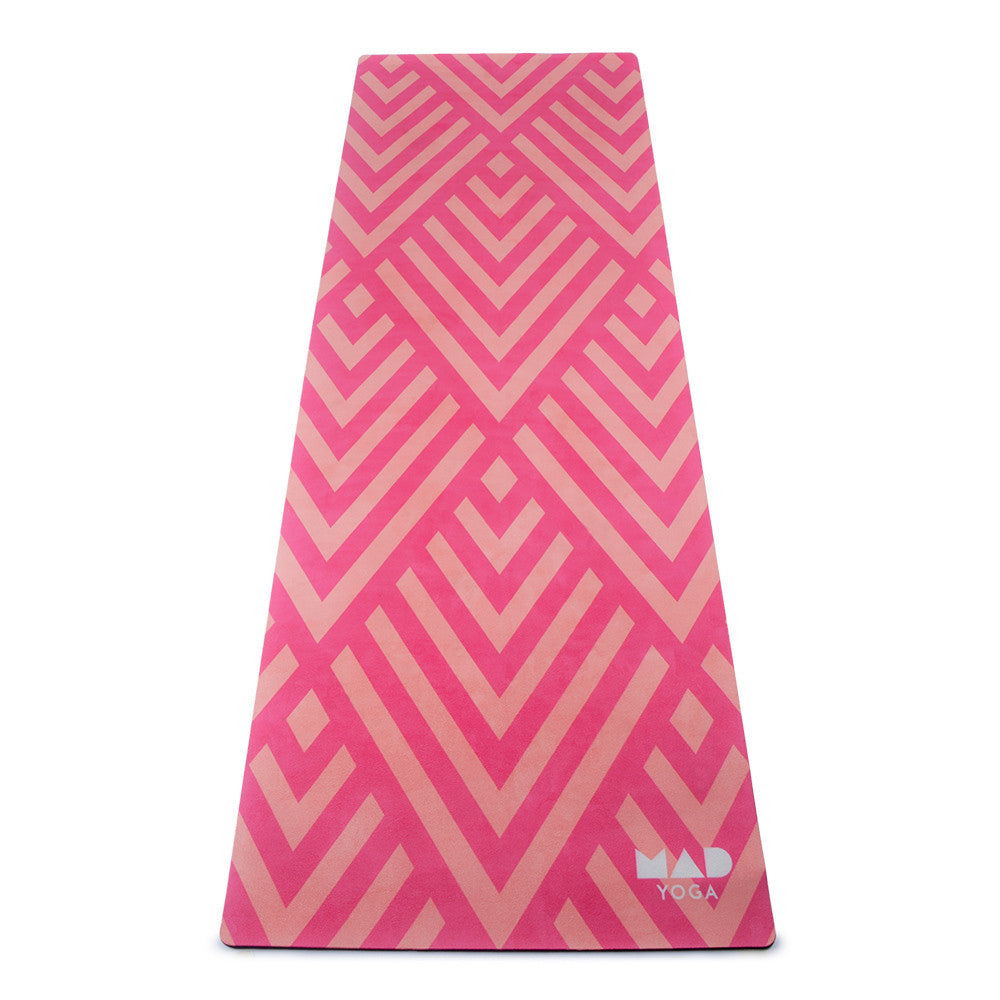 Tribal Love Yoga Mat