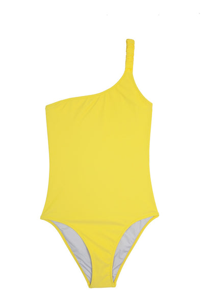 Polar Swimsuit  | Yellow